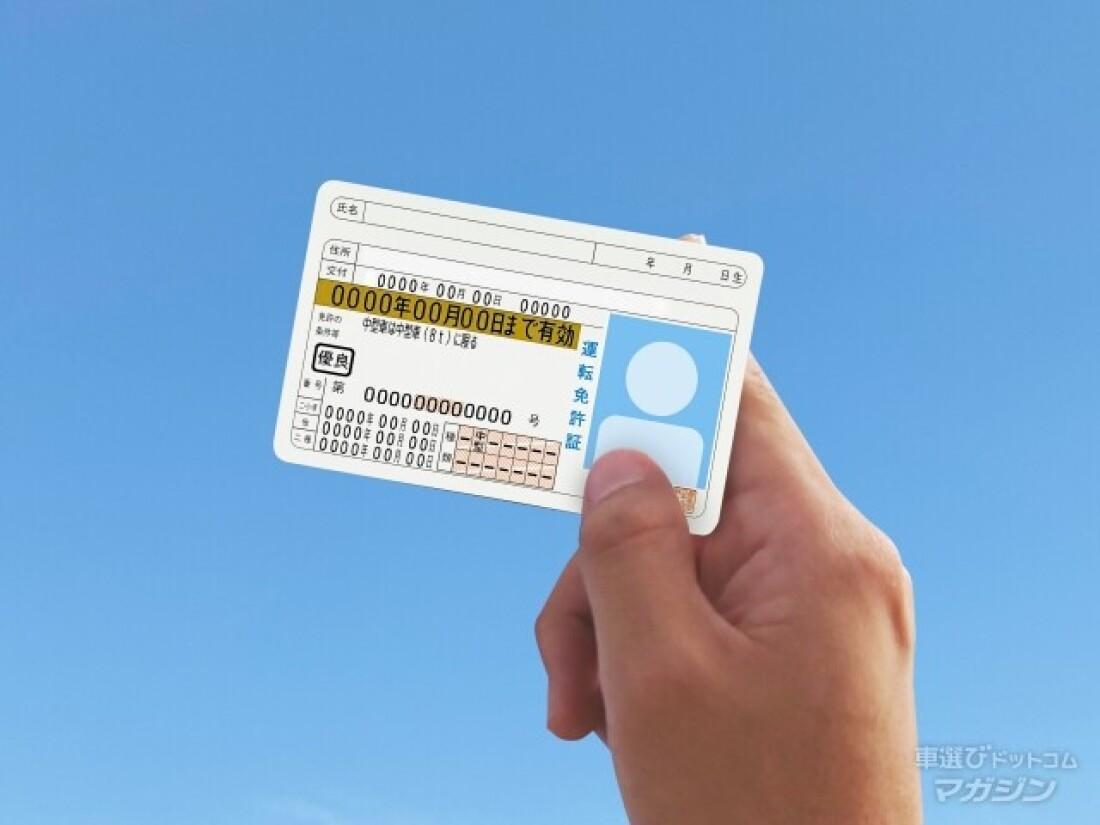 自動車保険のゴールド免許割引とはどんな割引?
