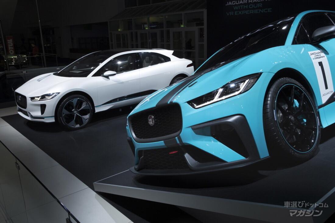 ジャガー初の電気自動車SUV「I-PACE」とは?