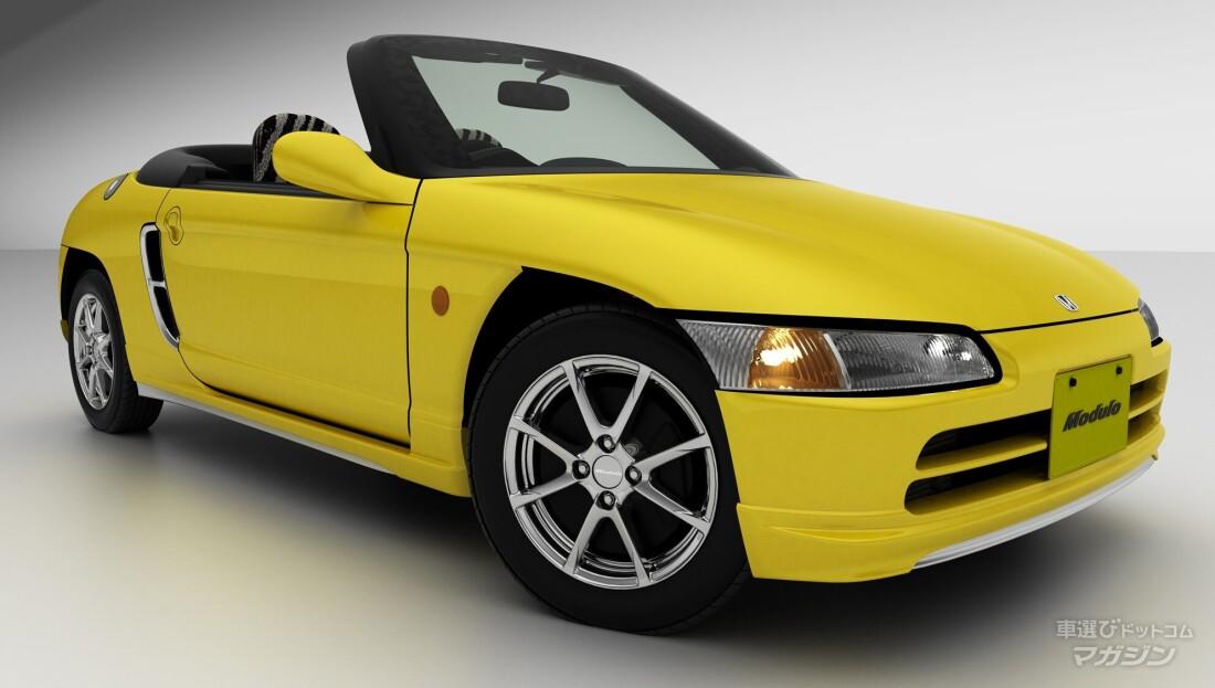 こんな車にも乗れちゃう!50万円で乗れるオープンカー