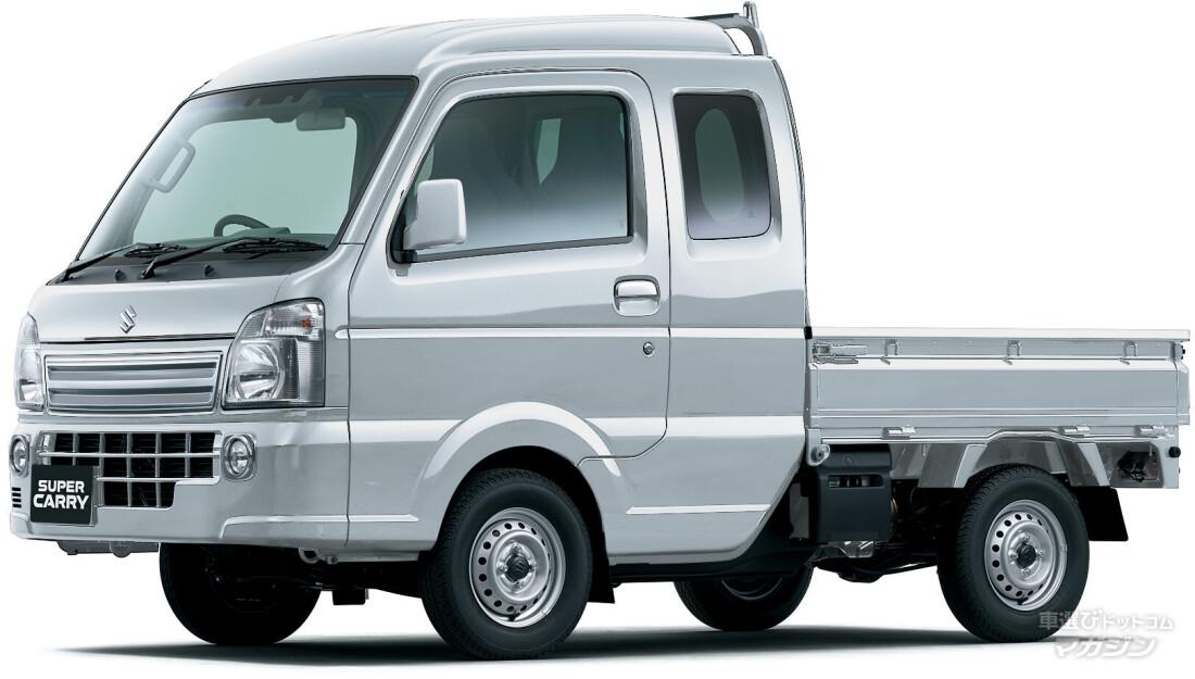 100万円以下で選ぶ軽トラックは4WDがオススメ
