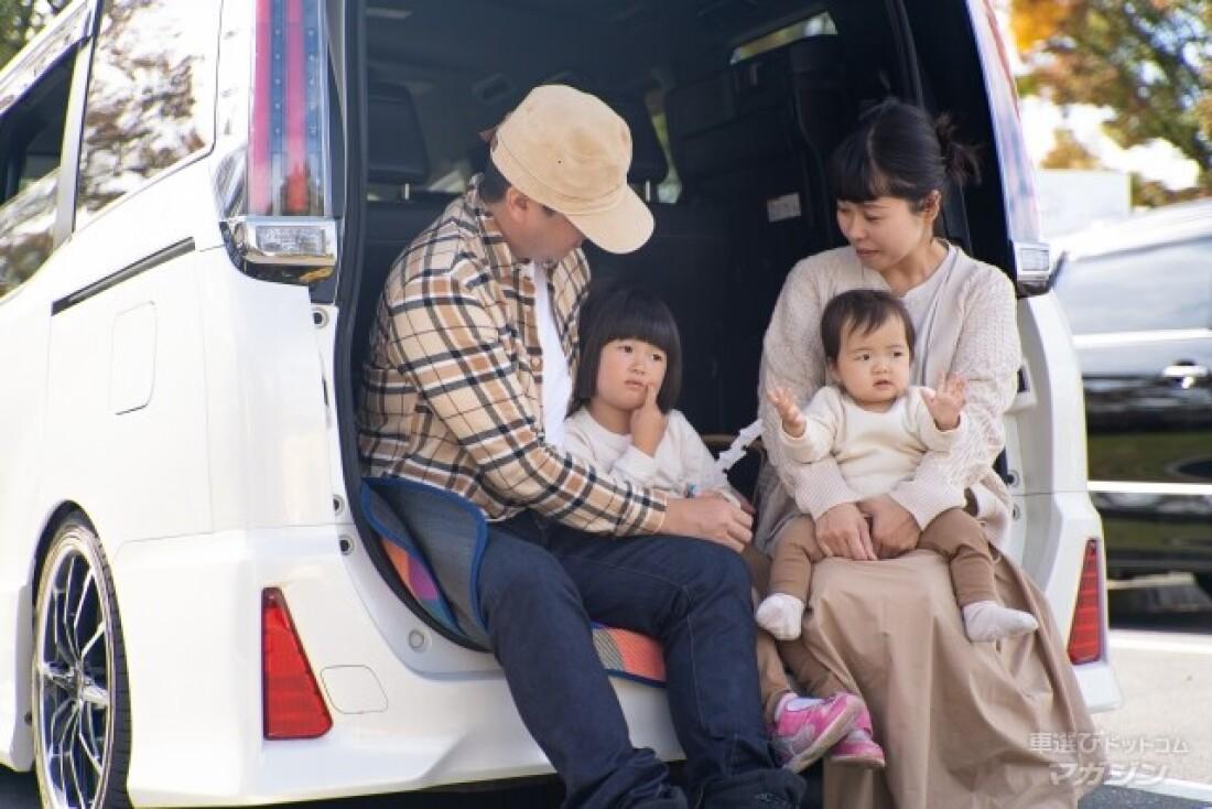 子育て世帯向けのかっこいい中古車14選!ミニバン以外の中古車を選ぶコツ